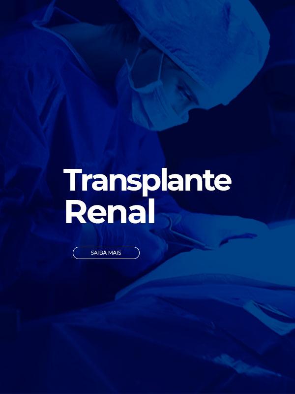Transplante Renal | Chocair Médicos
