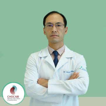 Foto do Dr. Vitor Sato   Chocair Médicos