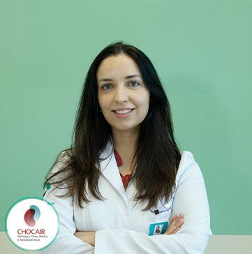 Foto da Dra. Luciana Nardotto   Chocair Médicos
