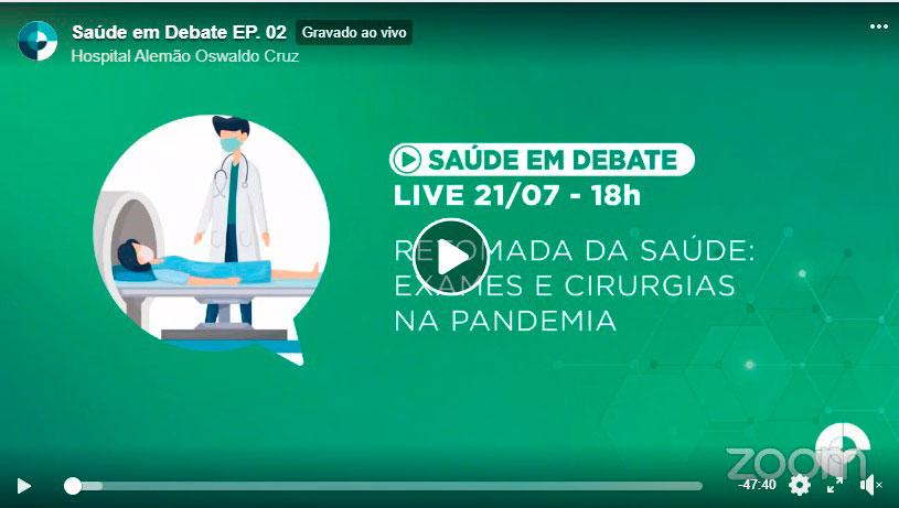 Saúde Em Debate | Chocair Médicos
